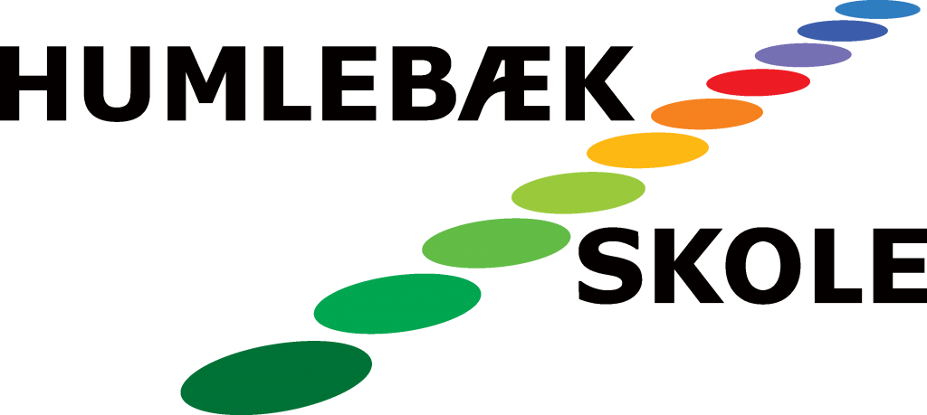 Humlebæk skole logo udviklet i Gjøl Consulting