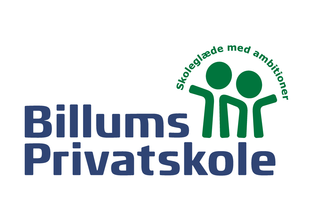 Billums Privatskole logo udviklet i Gjøl Consulting